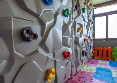 Εσωτερικός Παιδότοπος με τοίχο αναρρίχησηςστην Κόνιτσα