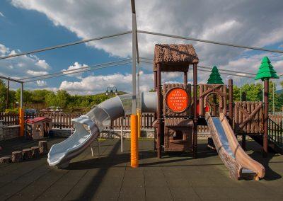 Εξωτερικός Παιδότοπος στην Κόνιτσα