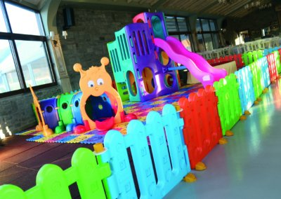 Εσωτερικός Παιδότοπος στην Κόνιτσα